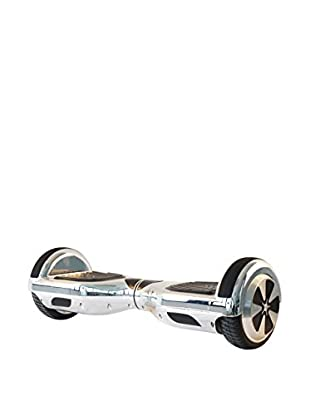 Balance Riders Scooter Eléctrico Hoverboard S6+ Plata