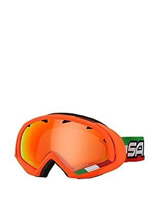 salice occhiali Maschera Da Sci 606Ita Arancione