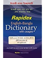 Rapidex English-Bangla Dictionary