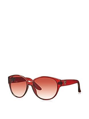 Guess Sonnenbrille GU7221 58E26 (58 mm) rot