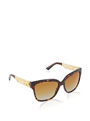 Dolce & Gabbana Occhiali da sole Polarized 4212 502_T5 (56 mm) Avana