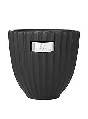 Lene Bjerre Rosalie Medium Flower Pot, Black