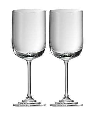 WMF Rotweinglas 2 er Set Michalsky Tableware