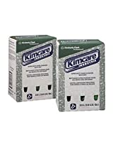 Kimberly-Clark 91757 KIMCARE INDUSTRIE SuperDuty Hand Cleanser w/Grit Herbal 3.5L Bag In Box 2/CT