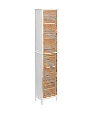 Premier Housewares Wandschrank Bambus-Stock