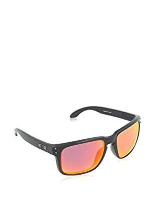 Oakley Occhiali da sole Polarized Mod. 9102 910251 (55 mm) Nero