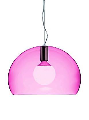 Kartell Pendelleuchte LED Fl/Y Small rosa
