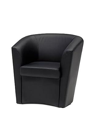 Sessel Sara1 schwarz 70 x 60 x 70H cm