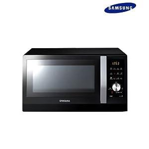 Samsung CE117ADV-B/XTL Microwave Oven-Black
