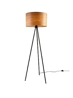 Unico Lámpara de Suelo Woodland Cm 50X150H
