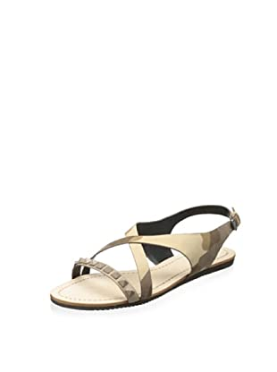 Elie Tahari Women's Night Sandal (Castoro/Beige)