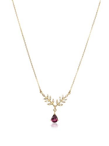 Eddera Chiara Tourmaline Necklace