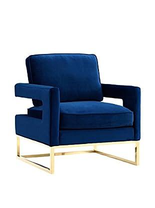 TOV Furniture Avery Velvet Chair