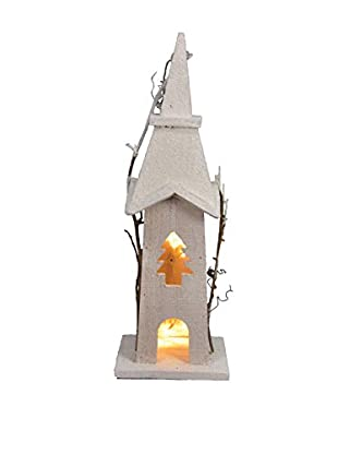 Tower Birdhouse with Light