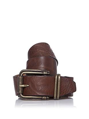 Pepe Jeans London Cinturón Derwent (Marrón)