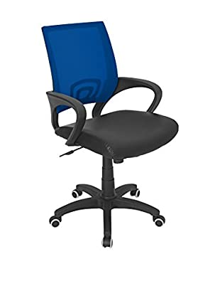 LumiSource Office Chair, Blue