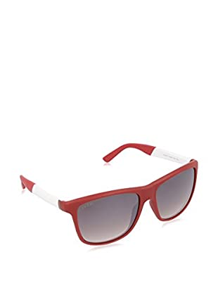 Gucci Sonnenbrille Polarized 1047/S NQ CVG (58 mm) rot 58