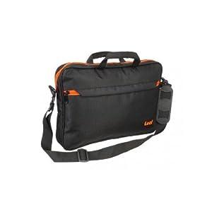 Lavender Slim Laptop Hand Bag