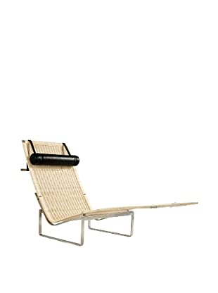 Control Brand The Whitman Lounge Chair in Stainless Steel