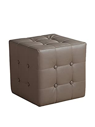 Officine Fiam Pouf Giby taupe