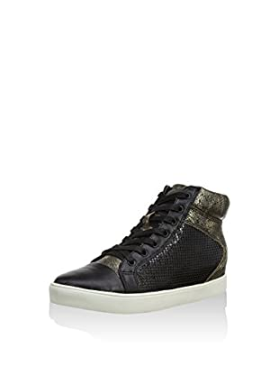 Moda In Pelle Hightop Sneaker