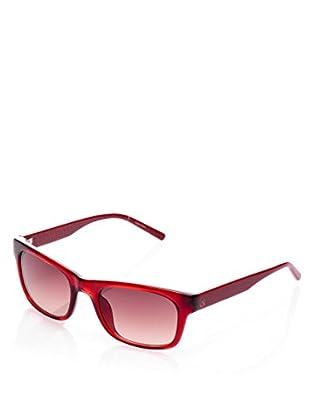 CALVIN KLEIN Sonnenbrille CK3157S-278 rot