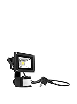 F&P Foco Led LED Motion Sensor 10W Negro