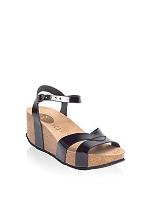 Uma Sandalo Zeppa Camelia