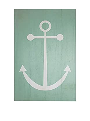 Really Nice Things Holztafel Anchor Green