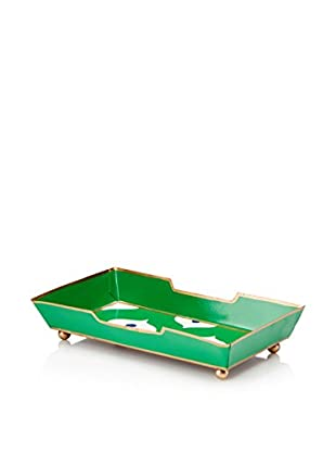 Jayes Sloane Guest Towel Tray, Green