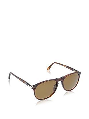 Persol Gafas de Sol Polarized 9649S 24_57 (55 mm) Havana