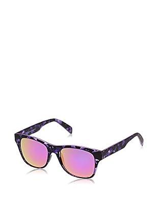 ITALIA INDEPENDENT Sonnenbrille 0901-144-53 (53 mm) lila/schwarz