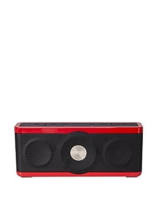 TDK Altavoz A34 Max - Wireless Weatherproof Speaker Max Rojo