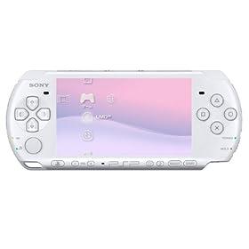 PSP「プレイステーション・ポータブル」 パール・ホワイト(PSP-3000PW)(仮称)