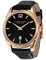 Hamilton Jazzmaster Black Dial Automatic Mens Watch H38645735