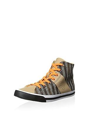 Burnetie Men's Edge Hightop Sneaker