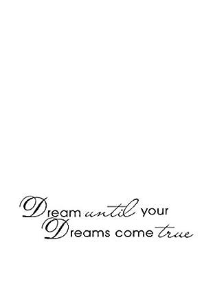 SuperStudio Wandtattoo Dream And Dreams