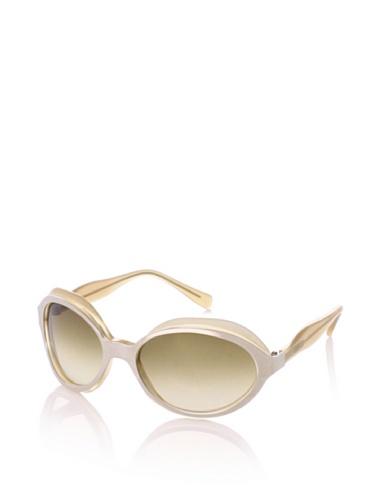 MARNI Women's MA081S Sunglasses, Honey