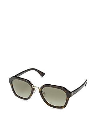 ZZ-Prada Gafas de Sol Mod.25RS 1AB0A7 55 (55 mm) Havana
