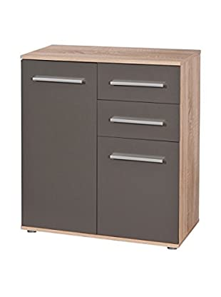 Manhattan Office Mueble Buffet Halden A4