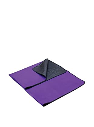 Picnic Time Outdoor Picnic Blanket Tote (Purple)