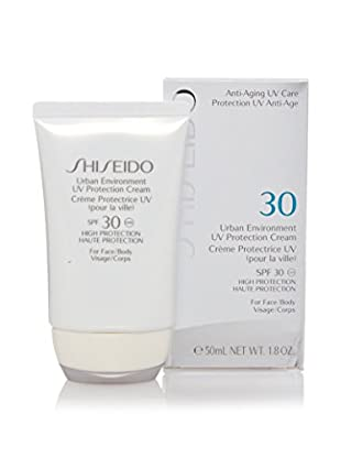 Shiseido Urban Environment UV Protection Cream SPF30, 50 ml, Preis/100ml: 59.9 €