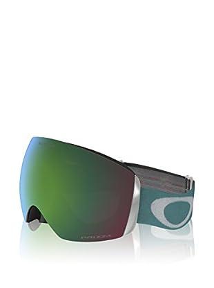 Oakley Máscara de Esquí Flight Deck Mod. 7064 Clip Azul Grisáceo