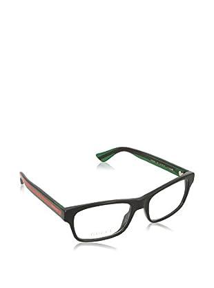 Gucci Montura 0006O_002 (53 mm) Negro / Verde
