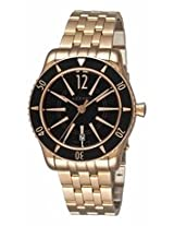 Azzaro Coastline Black Dial Stainless Steel Mens Watch Az2200.52Bm.05B