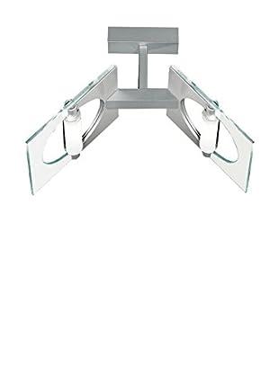 LUCENTE Deckenlampe Rha-P2 grau