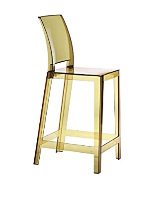 Tuoni Set Taburete de bar 4 Uds. Breeze Amarillo