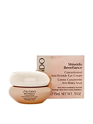 SHISEIDO Augenkonturencreme Benefiance Concentrated 15 ml, Preis/100 ml: 333 EUR