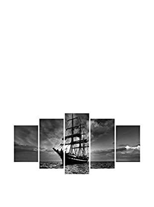 Black&White Wandbild 5Bw00137 weiß/schwarz