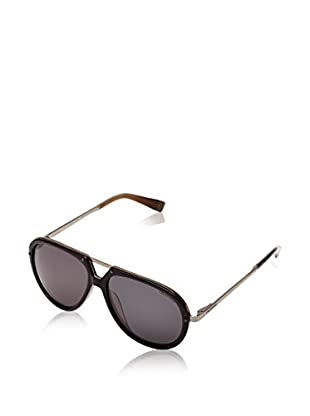 Trussardi Gafas de Sol 12916_GR-57 (57 mm) Gris / Negro